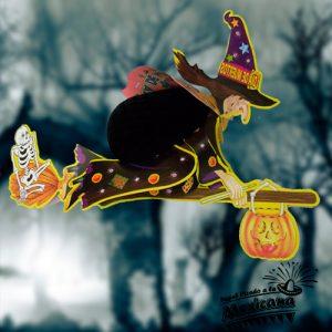 Adornos Brujas Halloween