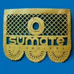 Logotipo Personalizado en Papel Picado