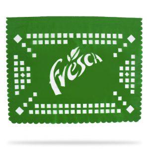 Elaboración de Papel Picado con Logotipo Personalizado