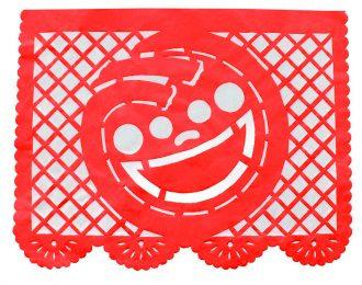 Papel Picado Logo Sabritas