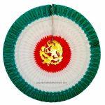 Roseta Tricolor