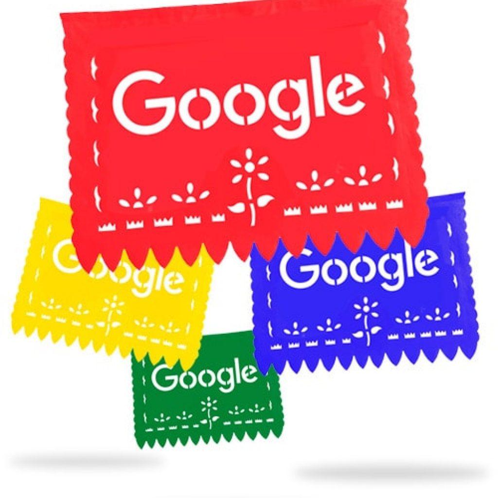 Papel Picado Personalizado Logotipo