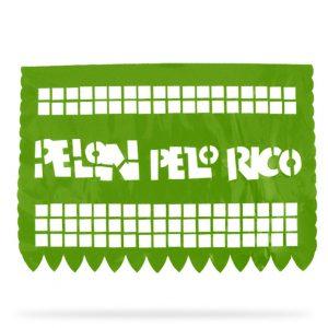 Elaboración de Papel Picado con Logotipo