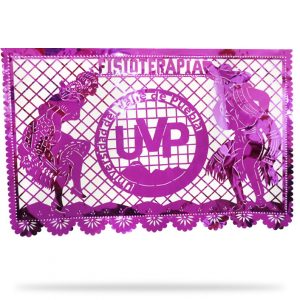 Papel Picado con Logotipo