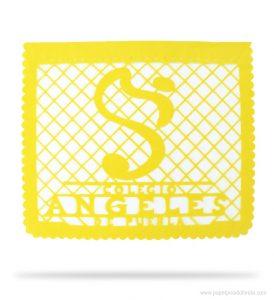 Papel Picado Con Logotipo Personalizado