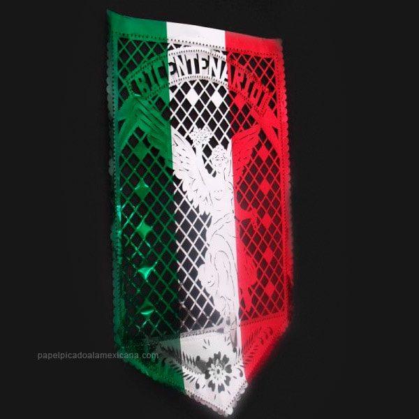 Gallardete Tricolor